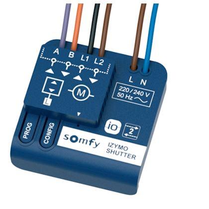 Micro-Transmissor IO Izymio - Shutter
