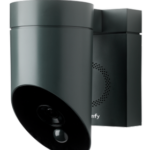 Somfy outdoor Camera (Cinza Escuro)