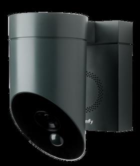Somfy outdoor Camera (Cinza Escuro)
